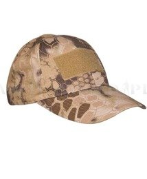 Tactical Baseball Cap MANDRA TAN Mil-tec New