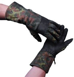 Tactical Combat Gloves New Model Flectarn Original Demobil II Quality SecondHand