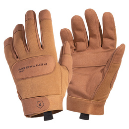 Tactical Mechanic Gloves Pentagon Coyote New