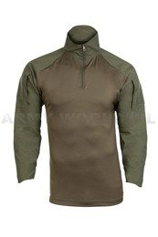 Tactical Shirt To Wear With Tactical Vest  Oliv Ripstop Mil-tec New