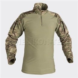 Tactical shirt to wear with tactical vest Combat Shirt Helikon-Tex with protection pads new MP CAMO