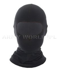 Thermoactive Balaclava Brubeck Unisex Black New