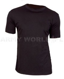 Thermoactive British Army T-shirt Combat Anti-static Black Used