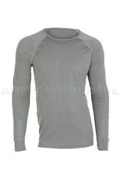 Thermoactive Dutch Military Undershirt Silver Ions Grey Original New