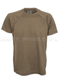 Thermoactive T-shirt Coolmax Dri-Duke Olive Original Used