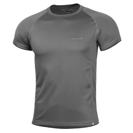 Thermoactive T-shirt Quick Dry-Pro Pentagon Cinder Grey New