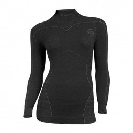 Thermoactive Women's Shirt soft Merino Brubeck