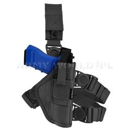 Thigh Gun Holster Mamba Pentagon Black New