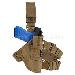 Thigh Gun Holster Mamba Pentagon Coyote New