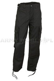 Trousers KSK Light Bundeswehr Special Forces Black Summer Version