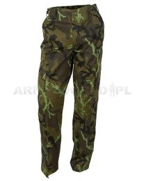 Trousers Ranger type  BDU Czech Woodland  -New