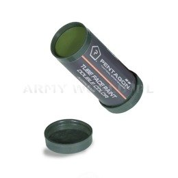 Tube Face Paint Pentagon Olive-Brown New