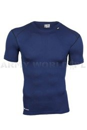 Unisex Shirt Dry HELLY HANSEN Navy Blue New
