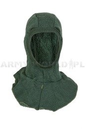 Warmed Flame-retendant Balaclava Syntex 2000 Original Oliv Drab Used