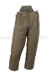 Warmer To Wear Under Military Trousers Trouser Lining To Wear With Gore-tex Bundeswehr New Set of 10 Pieces