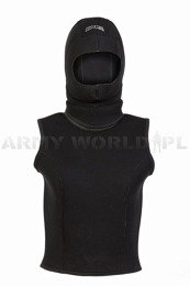 Wet Diving Suit Female Military Short Top/Vest Black BARE New
