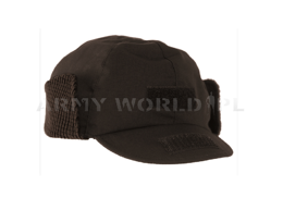 "Winter Cap with fleece ""Uszatka"" Generation II Black Mil-tec New"