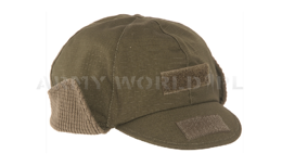 "Winter Cap with fleece ""Uszatka"" Generation II  Oliv Mil-tec New"