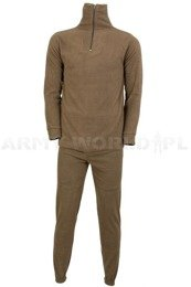 Winter Set Drawers and Shirt Mil-tec Olive New