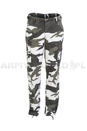 Women's Cargo Pants Model US Ripstop Metro Mil-tec New