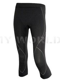 Women's Pants 3/4 Thermo 10 Brubeck Black Sale