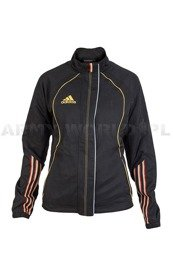 Women's Training Sweatshirt German National Team Black Original Demobil
