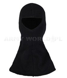 Wool Balaclava Oliv / Black Mil-tec New