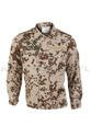 Desert Shirt Tropentarn / Wustentarn Military Bundeswehr Original Demobil SecondHand