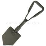 Military Folding Shovel Bundeswehr With Case Original Demobil SecondHand