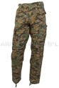 Trousers Tessar Ripstop Model ACU Marpat Cargo Pants New