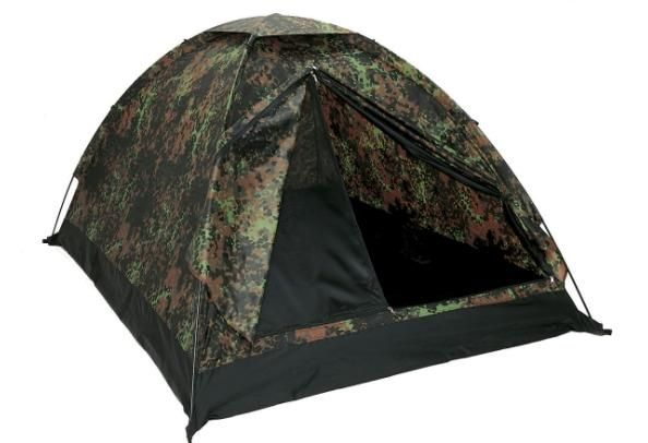 IGLOO tent 2-persons Flecktarn Mil-tec New  sc 1 st  ArmyWorld & IGLOO tent 2-persons Flecktarn Mil-tec New flecktarn | MILITARY ...