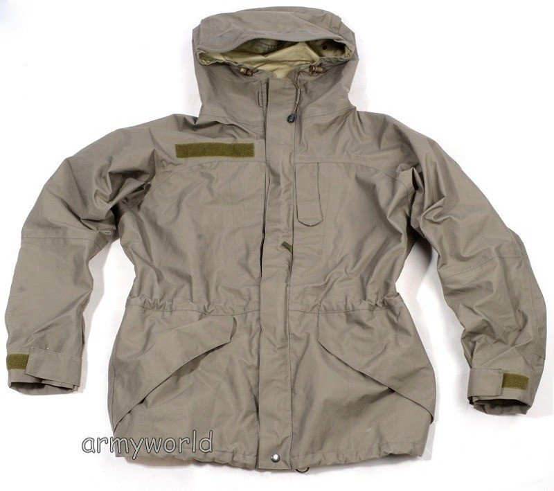 Austrian Rainproof Jacket Gore-tex Original Demobil - II Quality ...