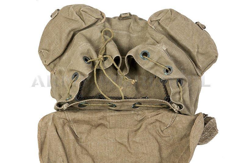 Italian Military Backpack 80 Liters Oliv Used | MILITARY EQUIPMENT ...