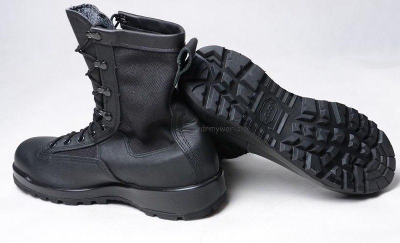 military boots belleville black gore tex original us army demobil good condition shoes. Black Bedroom Furniture Sets. Home Design Ideas