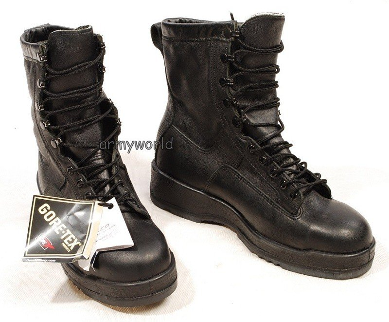 Military Boots Us Army Belleville Wellco Safety Flight