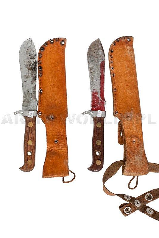 Military Knife Bundeswehr Puma Hirschkrone Original Used