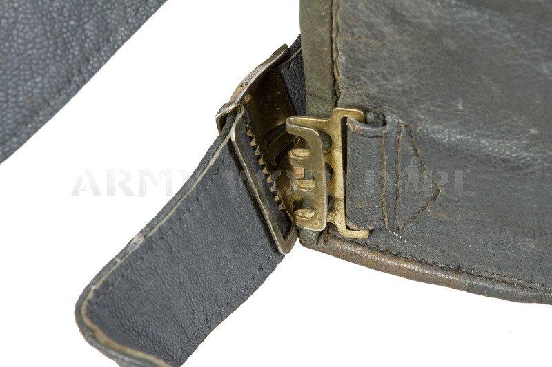 leather motorcycle kidney belt bundeswehr