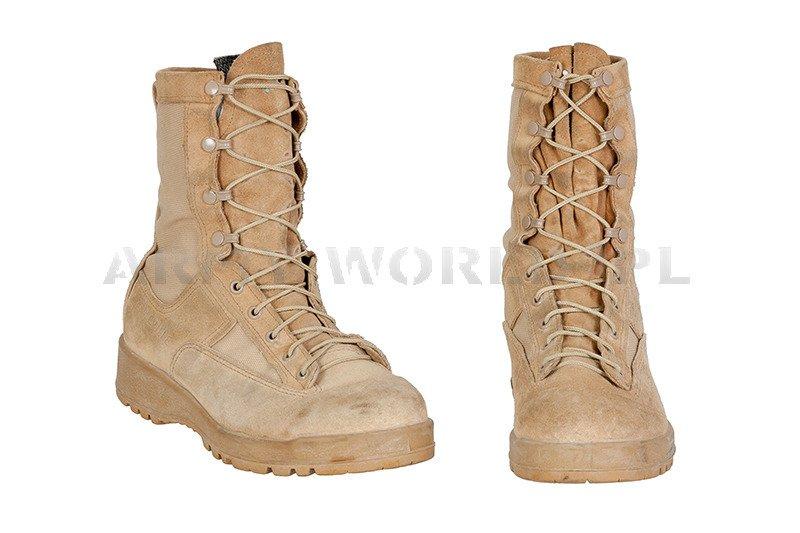 Military Shoes Us Army Desert Gore Tex Original Very Good