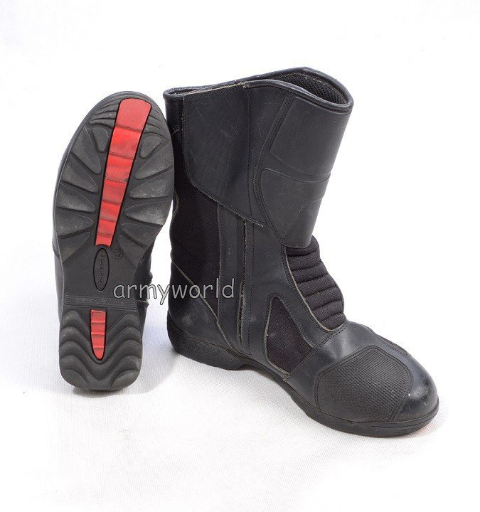 Motorcycle boots HEIN GERICKE Gore-tex Original Demobil SecondHand ...