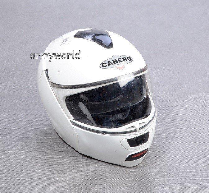 Protective Crash Helmet Caberg Justissimo M2 Demobil Good