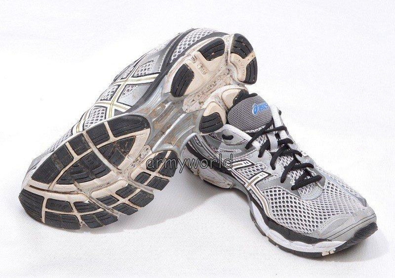 buty sportowe armii holenderskiej asics t246n rozmiar 46