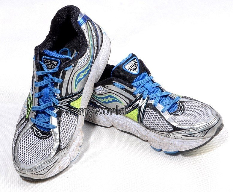 Saucony Arch Lock Running Shoes