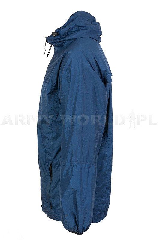 Waterproof Jacket British Army Utility MK1 Navy Blue Used ...