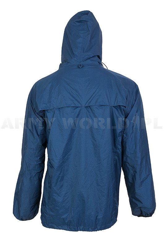 Waterproof Jacket British Army Utility MK1 Navy Blue Used ...