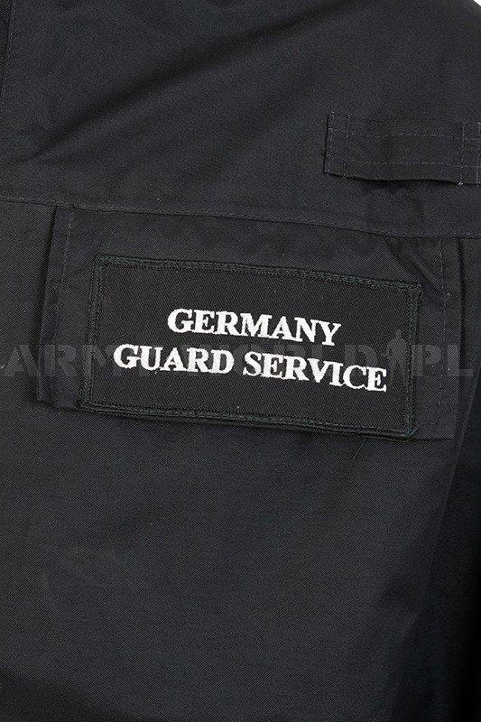 Waterproof Jacket Mvp Mod German Guard Service British