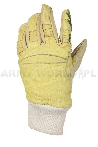 Firefighter Gloves Dutch Army RB90 FALCON M1 Demobil