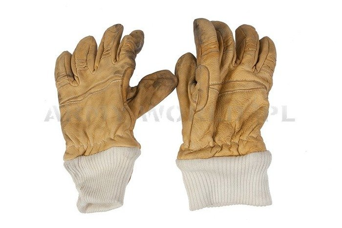 Firefighter Gloves Dutch Army RB90 FALCON M2 Demobil