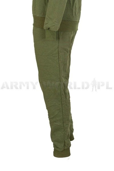 Military Polish tracksuit /  Undersuit Polish Army Shirt + Pants Set of 10 tracksuits Bigger sizes