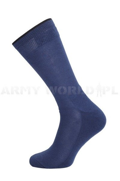 Polish Military Sports Socks 545 / MON Dark blue Original New
