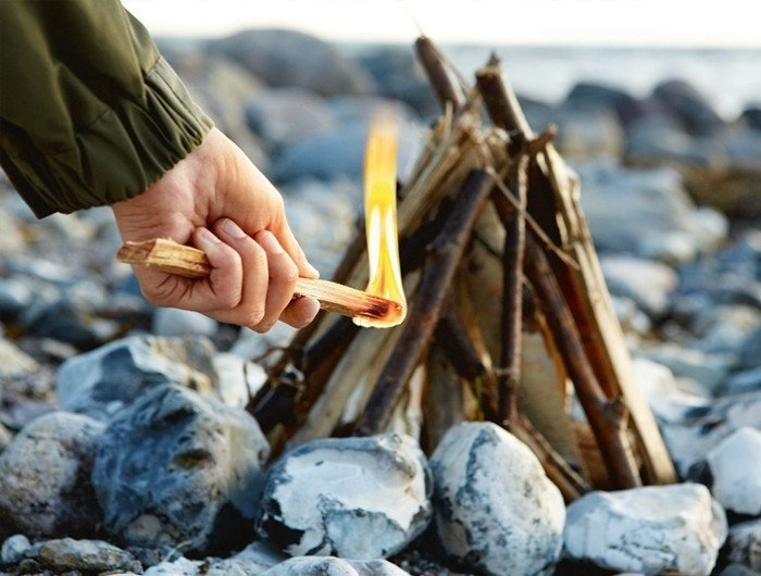 Tourist kindling TINDER STICKS Light My Fire NEW